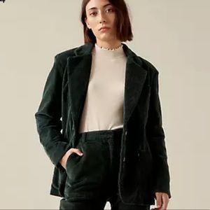Levi's X Karla Green Blazer S NWT